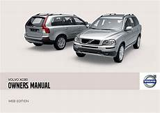 car service manuals pdf 2009 volvo xc90 parking system volvo xc90 owners manuals