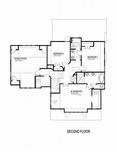 craftsman bungalow second floor plan sdl custom homes 345 caramel 24 home plan custom house plan for coastal