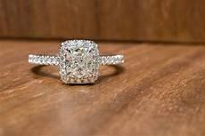 engagement rings to flatter every finger jacob mercari