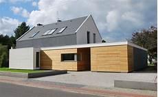 Modernes Haus Mit Twist Moderne H 228 User Fassadenfarbe