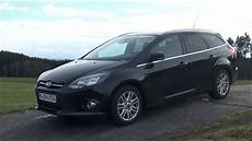 2014 Ford Focus Turnier 1 0 Ecoboost 125 Hp Test Drive