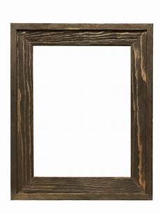 2 5 8 quot rustic barnwood distressed wood picture frame