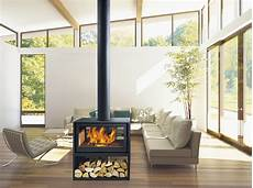 poele a bois design poele 224 bois design energies naturels