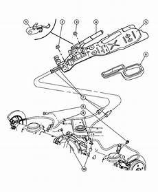 repair anti lock braking 2006 jeep liberty on board diagnostic system 2006 jeep liberty cable left parking brake wheel disc lock 52128511af mopar parts inc