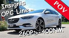 2017 Opel Insignia St Opc Line 4x4 260ps 400nm