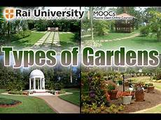 types of gardens basics of gardening youtube