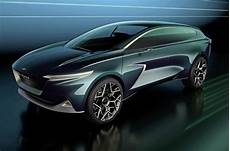aston martin s lagonda suv concept to make production in 2022 autocar