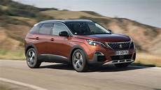 review the new peugeot 3008 top gear