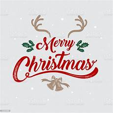 merry christmas happy new year logo symbol design vector illustration stock illustration