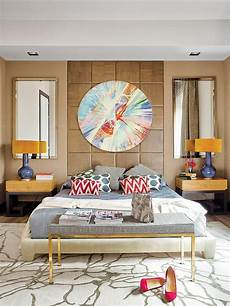 colorful and funky interiors funky yet polished bedroom with spin luxury furniture