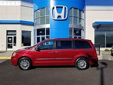 2020 Chrysler Town Country Awd  Review Cars