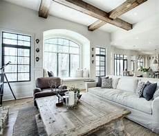 1001 Ideen F 252 R Moderne Wohnzimmer Landhausstil Einrichtung
