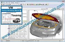 on board diagnostic system 2012 volkswagen touareg transmission control vw touareg workshop repair manual