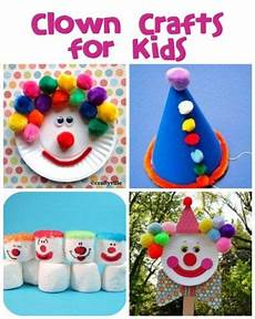 Clown Crafts Printables Recipes Clown Crafts Circus