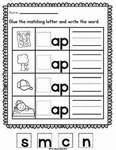 10 best images of am word families worksheets am word family worksheets word family cut and