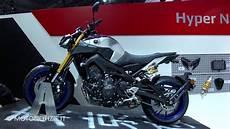 Eicma 2017 Yamaha Mt 09 Sp 2018 Ciclistica Raffinata