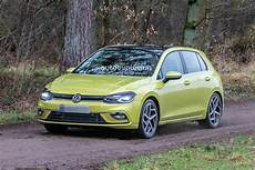 2020 volkswagen golf 8 spied virtually undisguised