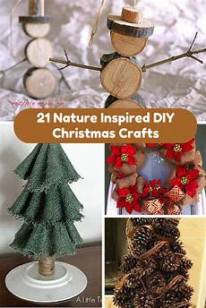 21 nature inspired diy crafts