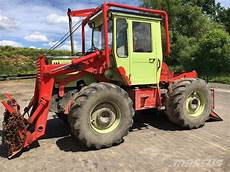 Used Mercedes Mb Trac 900 Turbo Forestry Tractors