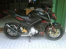 Modifikasi Warna Motor Vixion by Modifikasi Warna Motor Vixion Modifikasi Motor Kawasaki