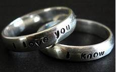 15 most unique engravings wedding rings