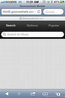 grooveshark mobile free grooveshark launches html5 player that streams in