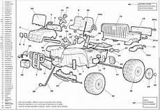 gator wiring diagram deere gator revised igod0004 igod0033 parts kidswheels