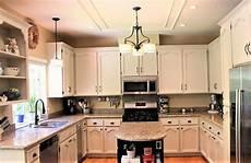 schrank bemalen ideen 10 painted kitchen cabinet ideas helpful articles