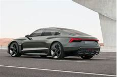 audi s electric e gt is beautiful and fast