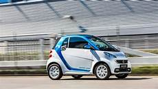 smart fortwo electric drive leasing kooperation mit sixt