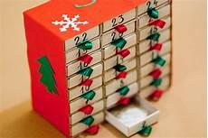 calendrier de l avent à faire diy calendrier de l avent godiche