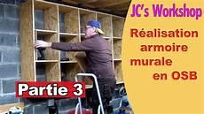 Comment Faire Une Armoire Murale Avec Porte En Osb