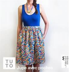jupe taille elastique tutoriel fabriquer une jupe 224 taille 233 lastique avec des
