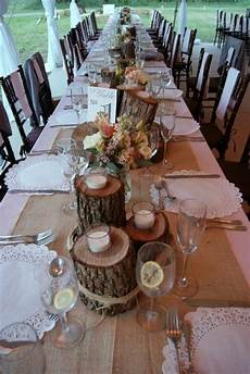 rustic wedding d 233 cor ideas