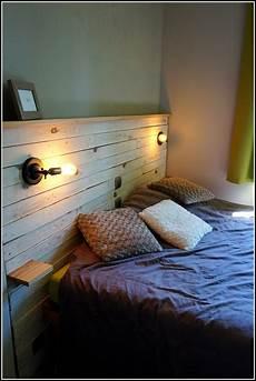 comment faire une t 234 te de lit en bois de palette