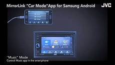 mirrorlink app for android jvc kw nsx1 feat samsung drive link app mirror link