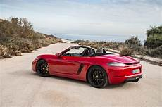 Sport 2018 Porsche 718 Boxster Gts And 718 Cayman