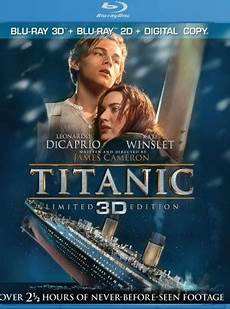 theatre movies review titanic 3d dvd review