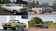 the rarest american muscle cars in existence