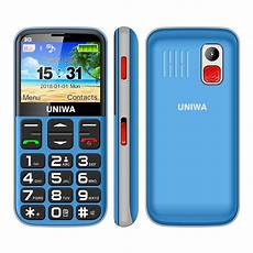 50 mp mobile uniwa 3g mobile phone with big fm radio 3 mp