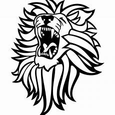Kumpulan Gambar Kartun Singa Hitam Putih Terbaru Sobponsel