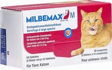 katzen wurmkur kaufen milbemax m tabletten katze 5x 10 st 252 ck in der adler apotheke