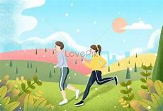 Paling Populer 20 Gambar Kartun Orang Lari Gani Gambar