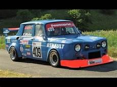 renault r8 gordini renault r8 gordini 16v pwr 180hp 740kg rear engined