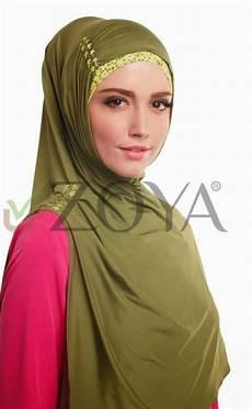 16 Jilbab Zoya Cantik Dan Modis