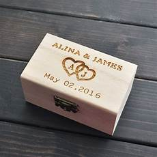 rustic wedding ring bearer box personalized wedding ring box wooden ring holder box wedding