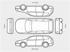 auto diagrams vehicle condition diagram by anthony williams dribbble