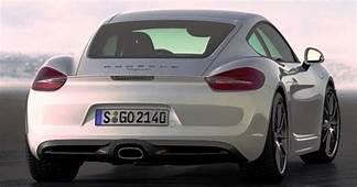 Indonesian Autocarsblogspotcom New Cayman Porsche