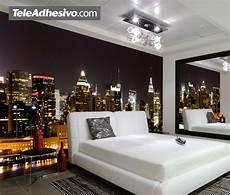 chambre a coucher new york papier peint new york chambre