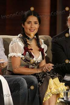 Salma Hayek Dirndl - photos and pictures salma hayek wearing a